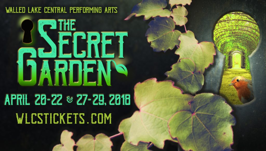 The Secret Garden VIP Experience | Walled Lake Schools