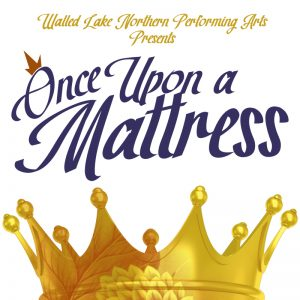 Once Upon a Mattress - Square Logo 1