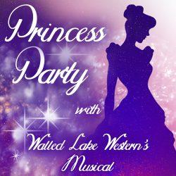 Princess Party - Square 500x500 V2